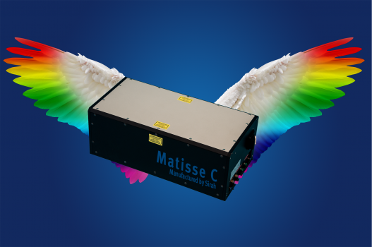 Release of the new compact single-mode TiSa-CW-laser: Matisse C